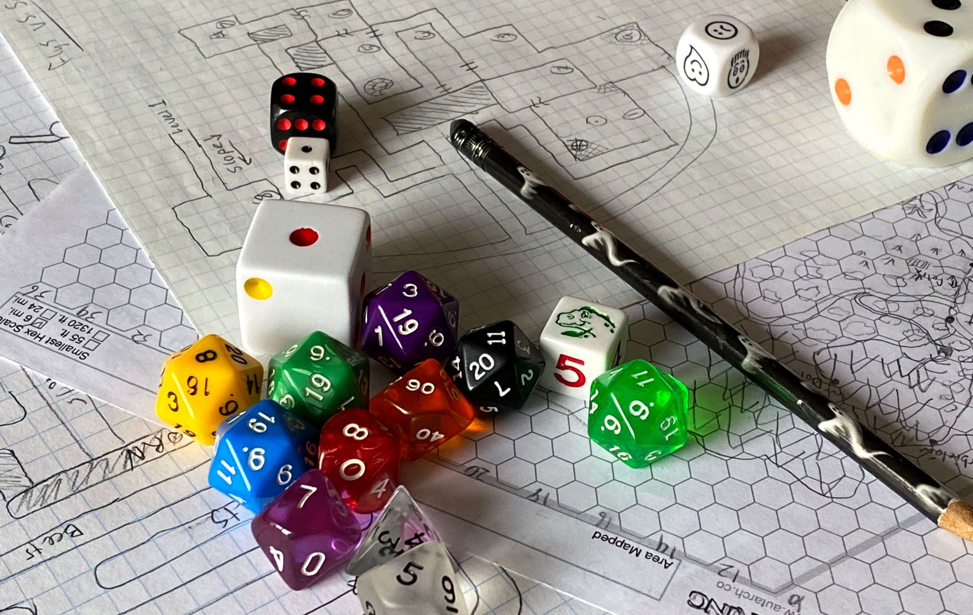 The Nerdiest Game, But in a Good Way: Dungeons and Dragons  🐉